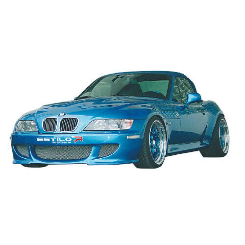 Bmw Z3 M Package: CM Front Bumper Spoiler BMW Z3