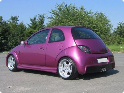 Sfl Wide Body Kit Ford Ka