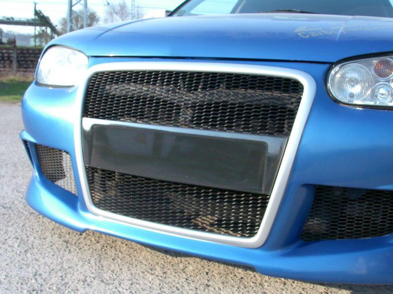 Xtr Front Bumper Spoiler Volkswagen Golf Mk4 Spoiler