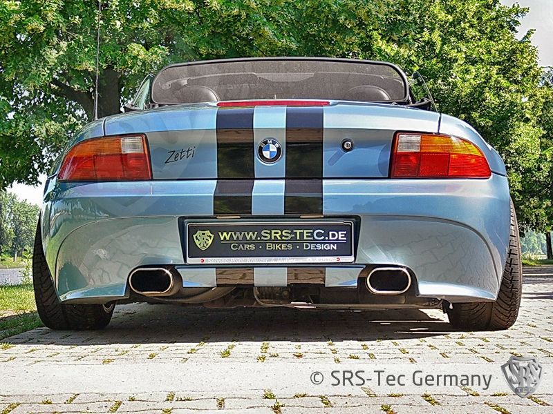 B5 Rear Bumper For Bmw Z3 Spoiler Shop Com
