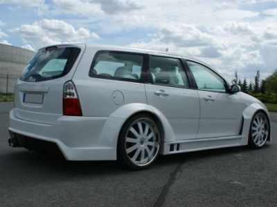 Wide Body Kit Ford Focus Rcl-t Wide Body Kit Ford Focus