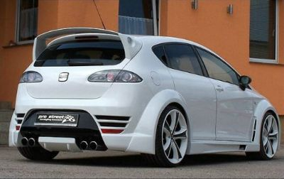 Street Stylz Wide Body Kit For Seat Leon 1p Spoiler Shop Com